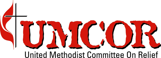 United Methodist Committee of Relief logo